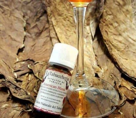 pure tobacco aroma