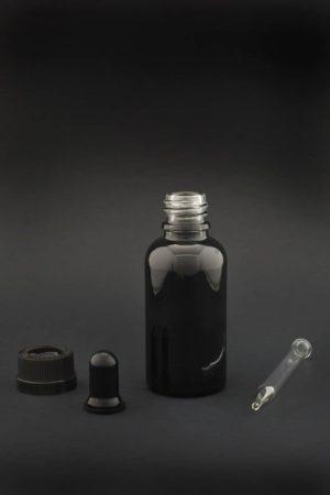 30 ml braun glas
