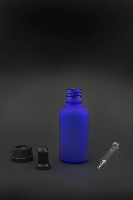 Blau frosted 30 ml