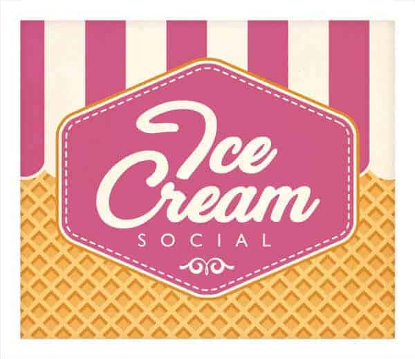 Ice Cream social aromen