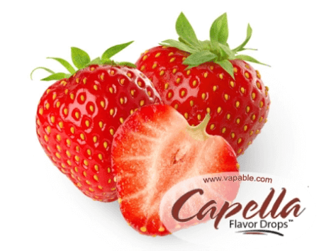 Capella dolce fragola