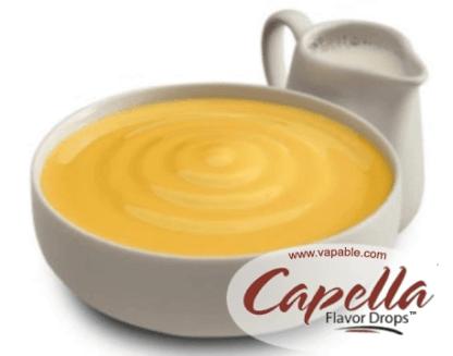 Capella vanilla custard