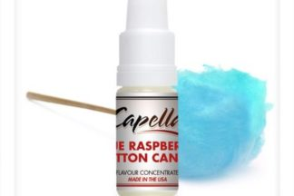 Capella blue raspberry Cotton