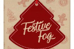 Festive Fog 50 ml Shortfill