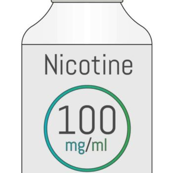 Nicotine for mixing