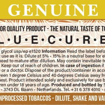 Genuine Virginia Tabak Extrakt