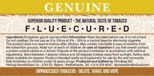 Estratto di tabacco Virginia genuino