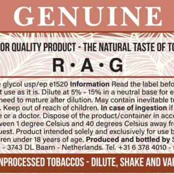 Genuine Rag Tabak extrakt