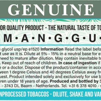 Genuine Temanggung Tabak Extrakt